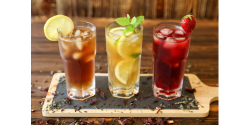 TOP 5 REFRESHING HERBS: HEALTHY TEA RECIPES FOR HOT SUMMER DAYS