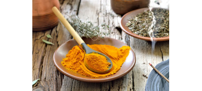 TURMERIC: THE ACKNOWLEDGED SPICE OF LIFE
