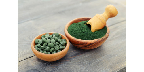IMPRESSIVE POWER OF SPIRULINA