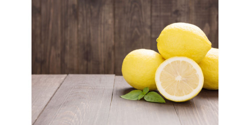 Sour but healthy lemon