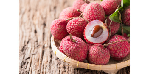 LYCHEE FRUIT: A HEALTHY DELICACY