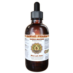 Bamboo shavings (Bambusae caulis) Tincture, Dried Foliage Liquid Extract, Zhu Ru, Herbal Supplement
