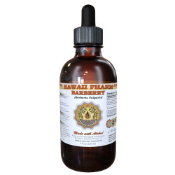 Barberry Liquid Extract, Organic Barberry (Berberis Vulgaris) Dried Root Bark Tincture