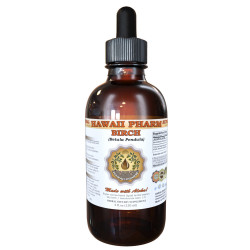 Birch Liquid Extract, Birch (Betula Pendula) Leaf Tincture