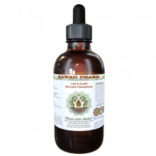 Cat's Claw Alcohol-FREE Liquid Extract, Cat's Claw (Uncaria Tomentosa) Dried Inner Bark Glycerite