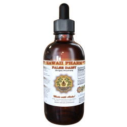 False Daisy (Eclipta Prostrata) Tincture, Dried Leaves Liquid Extract, Han Lian Cao, Herbal Supplement