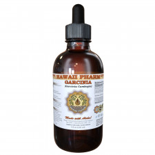 Pure Garcinia Liquid Extract, Organic Garcinia (Garcinia cambogia) Dried Fruits Tincture