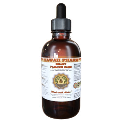 Heart Failure Care Liquid Extract, Hawthorn Dried Leaf and Flower, Goldenseal Dried Root Tincture