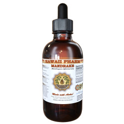 Mandrake Liquid Extract, Mandrake (Mandragora Officinarum) Dried Root Tincture