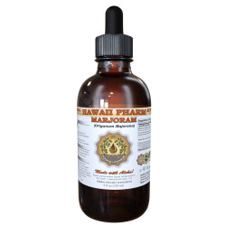 Marjoram Liquid Extract, Organic Marjoram (Origanum majorana) Dried Berries Tincture