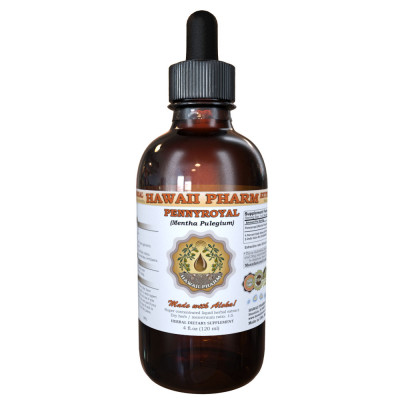 Pennyroyal Liquid Extract, Organic Pennyroyal (Mentha pulegium) Dried Herb Tincture