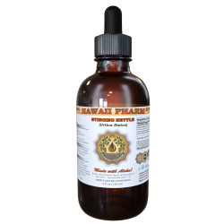 Stinging Nettle Liquid Extract, Organic Stinging Nettle (Urtica Dioica) Dried Root Tincture
