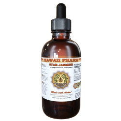 Star Jasmine (Trachelospermum Jasminoides) Tincture, Dried Stems and Leaves Liquid Extract, Luo Shi Teng, Herbal Supplement